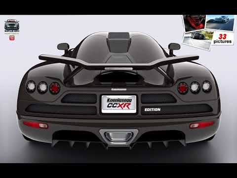 Koenigsegg Ccxr Edition 2008 Youtube