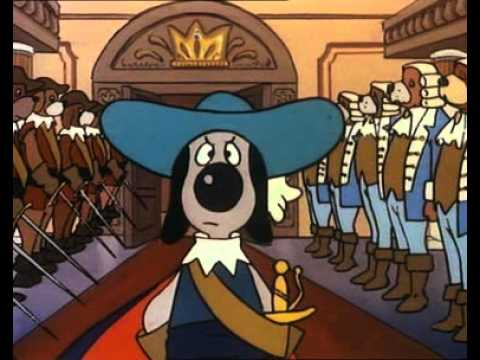Dogtanian And The Three Muskehounds  1x17 - The Journey to England