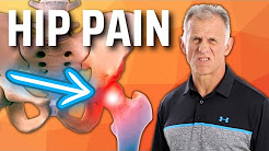 Hip Pain: 3 Most Common Causes (How To Tell What Is Causing It)