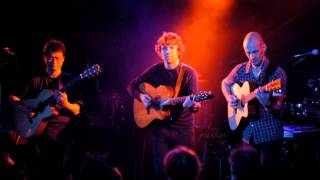 California Guitar Trio - Train To Lamy Suite pts 1-3)