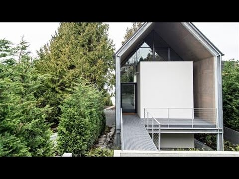 An Architect's Personal Retreat on Puget Sound
