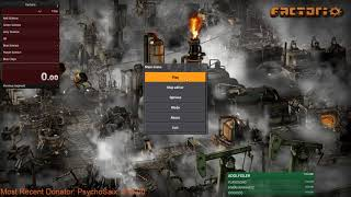 Factorio 0.16 Default Settings Speedrun Practice & Build Testing
