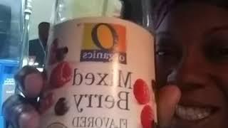 Organic Italian soda 100 calories usda organic