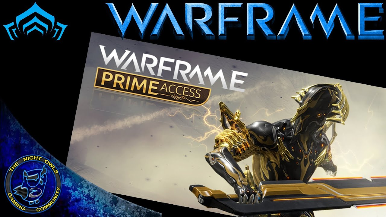 warframe prime access volt prime thoughts reactions. Black Bedroom Furniture Sets. Home Design Ideas