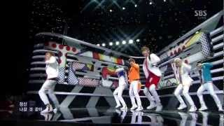 TEEN TOP-MISS RIGHT IN LIVE [HD] 20130303