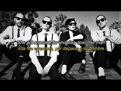 The Interrupters - She Got Arrested lyrics (Sub. Español)