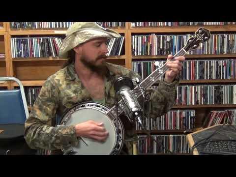 Jerry Crisp - Coal Black Mattie - WLRN Folk Music Radio