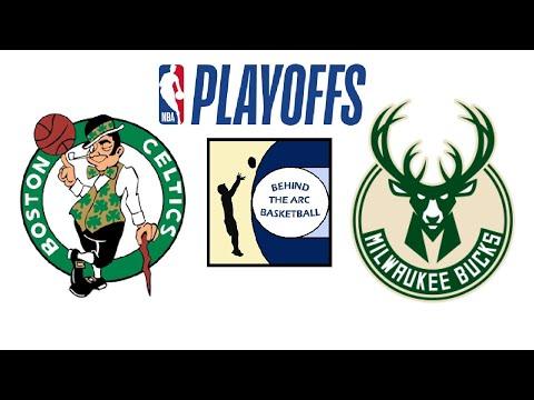 NBA Playoffs Game 1: Boston Celtics Vs Milwaukee Bucks (Live Play-By-Play & Reactions)