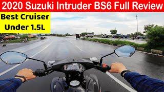 2020 Suzuki Intruder BS6 Full Review l Better than Bajaj Avenger 160?🔥