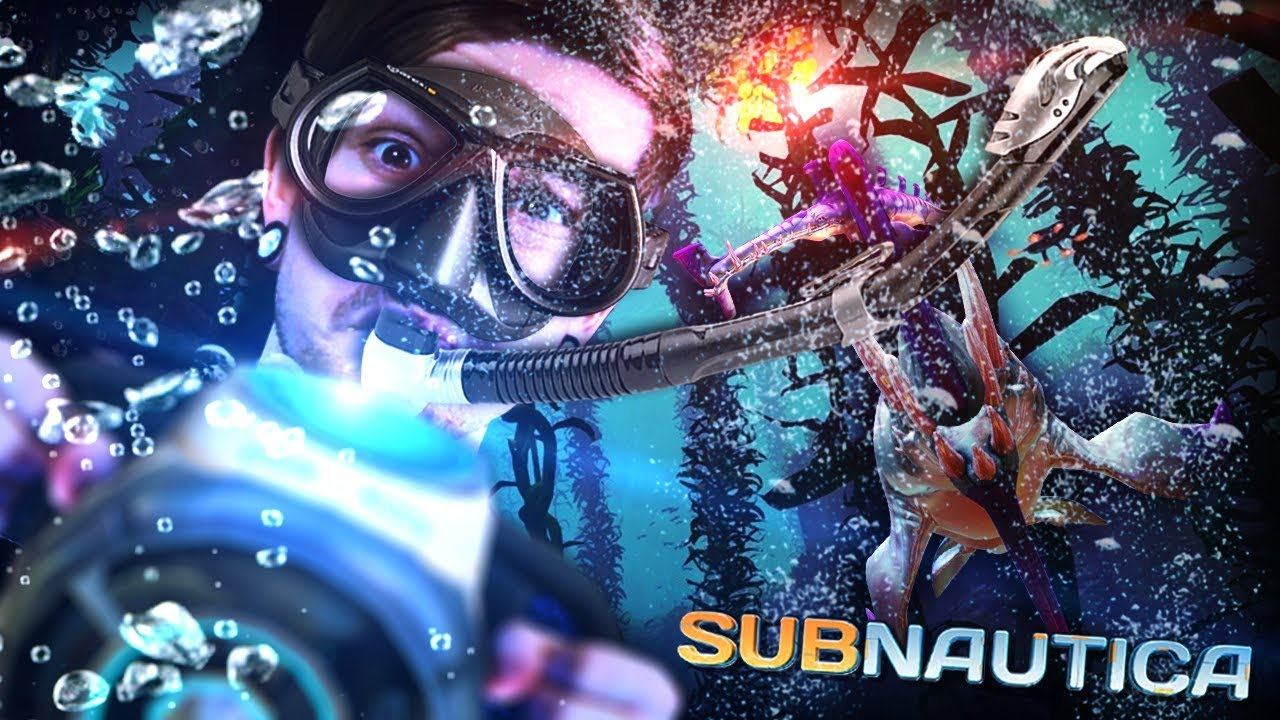 IT'S FINALLY HERE!!! || Subnautica (Part 1) Full Release