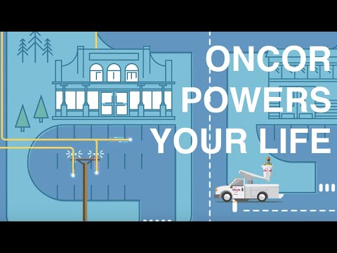 Oncor Delivers The Energy That Powers Your Life