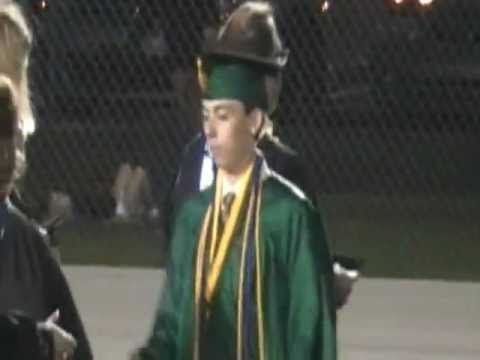 James's Graduation from Viera High School