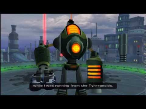 Let's Play Ratchet & Clank 3: Up Your Arsenal Part 17: Metal Mushrooms