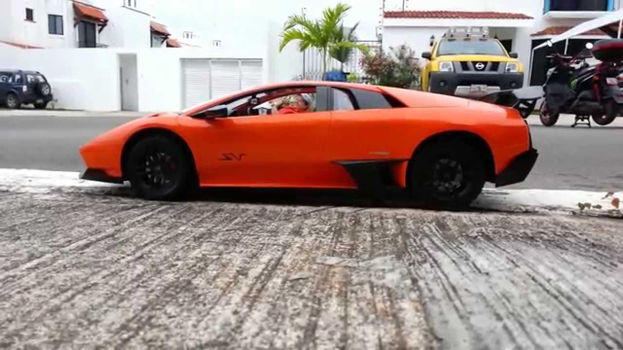 Lamborghini Murcielago Broma Youtube