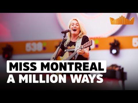 Miss Montreal - A Million Ways | Live op 538Koningsdag 2018