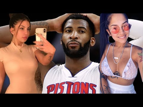 Andre Drummond IMPREGNATES 2 Different IG Models The SAME TIME!