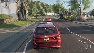 Forza Horizon 4 - 2014 Jeep Grand Cherokee SRT Gameplay [4K]