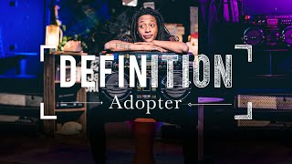 SHIRLEY#9 DEFINITION ADOPTER