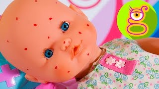 La Bebé Luci Tiene Varicela - Capítulo #8 - Nenuco Juguetes En Español