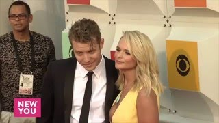 Miranda Lambert and Boyfriend Anderson East Make Red Carpet Debut at ACM Awards
