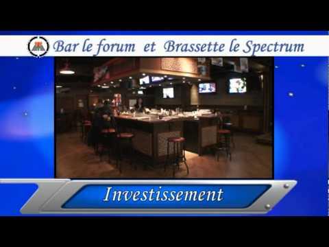 Cabaret du succès 2009 : Bar le Forum