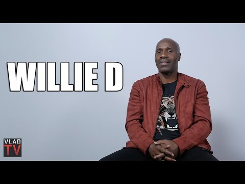 Willie D: J Prince Had the Ambition, Money & Patience to Back the Geto Boys (Part 2)