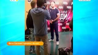 """Красноярец с отличным зрением попал на шоу """"Удивительные люди"""""""