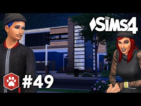Red & Blue auf Diebes Tour | Let's Play Die Sims 4 Hunde & K