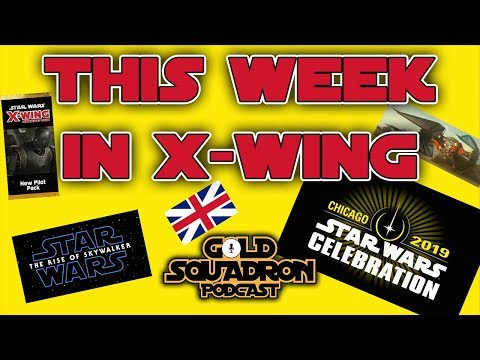 Wave 5, Epic 2.0, and Pilot Packs! - This Week in X-wing