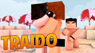 Minecraft: VIDA REAL - #115 TRAIÇÃO NA PRAIA DE NUDISMO - Comes Alive Mod