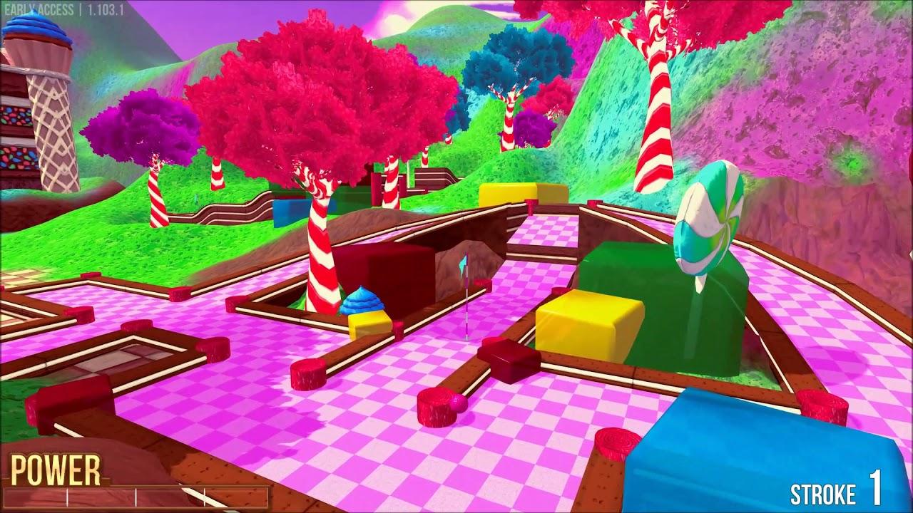 19!!! - Perfect Candyland w/ Super Jump Run - Golf With Your Friends on woman jump, huge jump, group jump, funny jump, beach jump, cheerleader jump, fun jump, car jump,