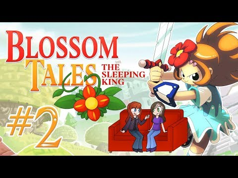Blossom Tales - #2 - Side Quests Begin - Couch Capades Red