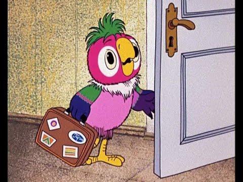 Попугай Кеша. Король Полливуда-Игра мультик часть 2