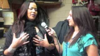 Judy Torres The Queen of Freestyle Interview Plus Live Performance 2011