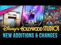 NEW ADDITIONS & CHANGES for Disney's Hollywood Studios at Walt Disney World - Disney News - 5/2/19