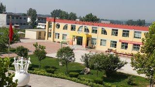中国山東省泰安市の小林桂子基金希望小学校は12年前、純愛幼稚園は8年前...