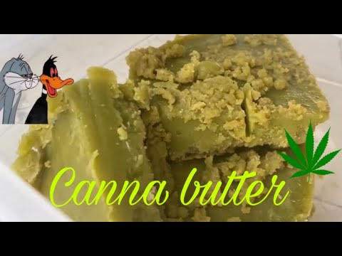 How to Make Cannabutter (POTENT)