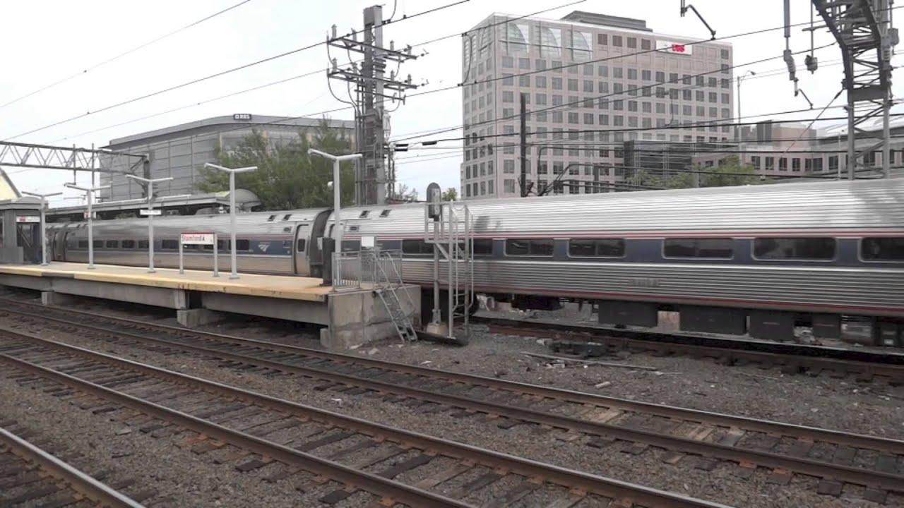 SEPTA Rail & Amtrak Action at Glenolden with AEM-7 #942