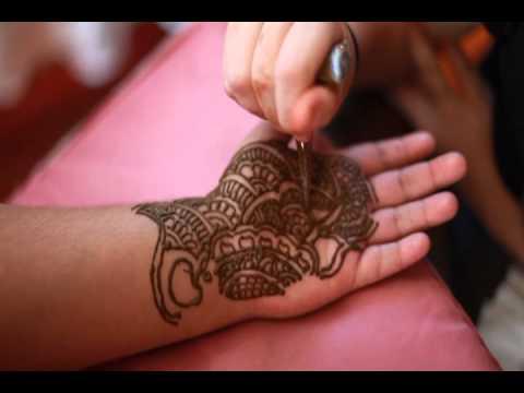 Creation to Christ - Henna Art