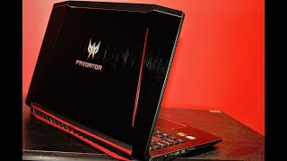 Acer predator helios 300 - Add second drive, Ram upgrade & M.2 storage