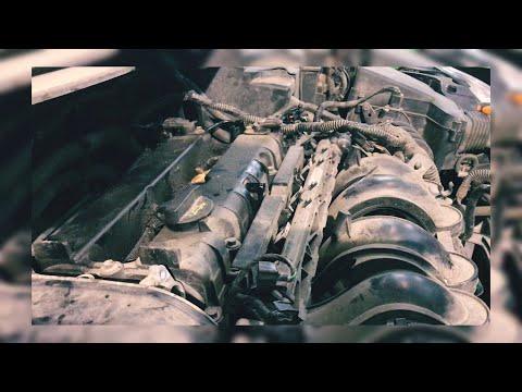 Замена прокладки клапанной крышки Ford Focus 2 1.6 115л.с.
