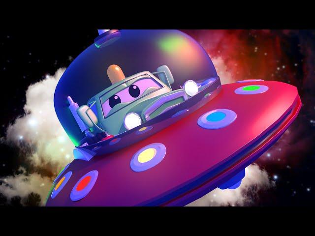 Lakiernia Toma Holownik - Mały Ben jest UFO! - Miasto Samochodów - Bajki Dla Dzieci