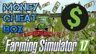 TRUCO MOD DINERO INFINITO MONEY CHEAT BOX Farming Simulator 17 gameplay PS4 Español