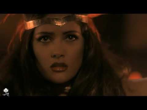 Salma Hayek - Snake Dance ( From Dusk Till Dawn Soundtrack HD)