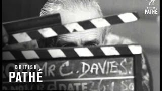 Selected Originals - Election Interviews - Clement Davies (1950)