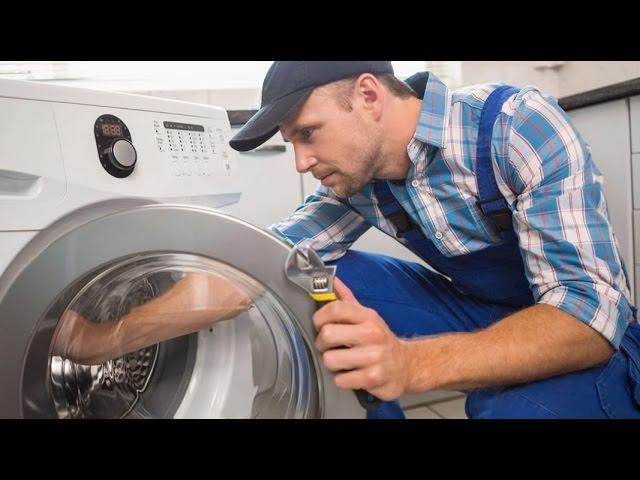 Test: Reparatur von Waschmaschinen