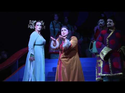 Turandot preview from San Francisco Opera