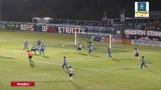 JDT II vs Pahang 2 - 4 | Piala FA 2017