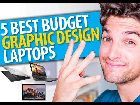 Top 5 Best Budget Laptops For Graphic Design