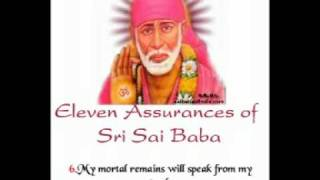 Eleven Assurances of Sri Shirdi  Sai Baba video